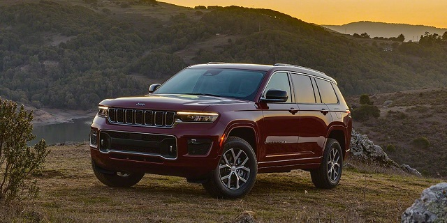 2022 Jeep Grand Cherokee SRT