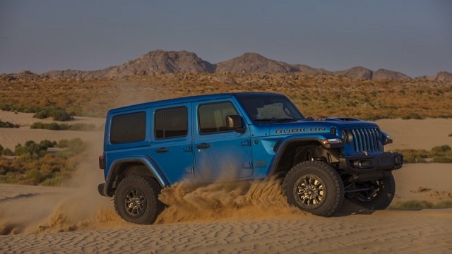 2022 Jeep Wrangler Rubicon Interior 392