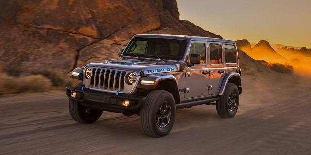 2022 Jeep Wrangler Rubicon