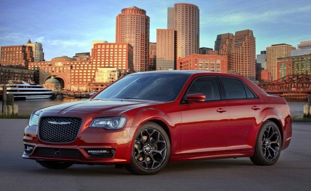 2022 Chrysler Lineup 300