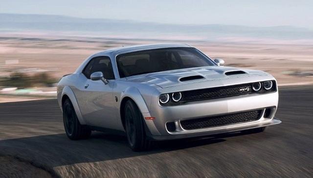 2022 Dodge Challenger SRT Hellcat Redeye