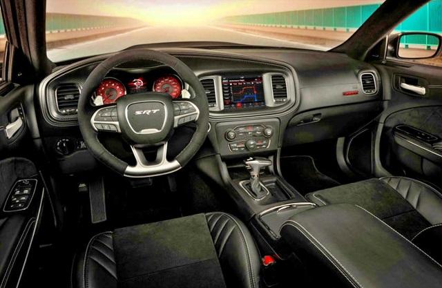 2022 Dodge Charger SRT Ghoul interior