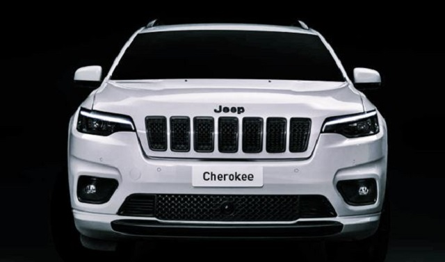 2023 Jeep Cherokee featured